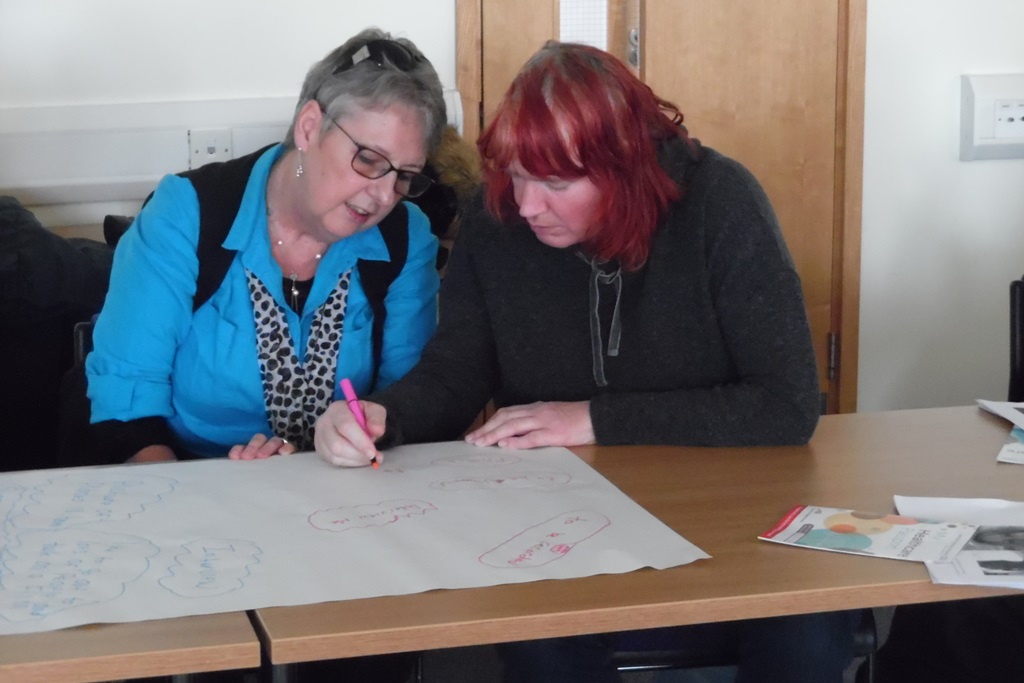 East Kent Mencap organises Life Story Workshop