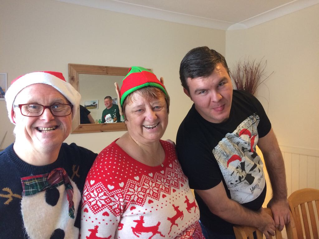 Kent Christmas.Christmas Has Come Early At Arkley Road East Kent Mencap