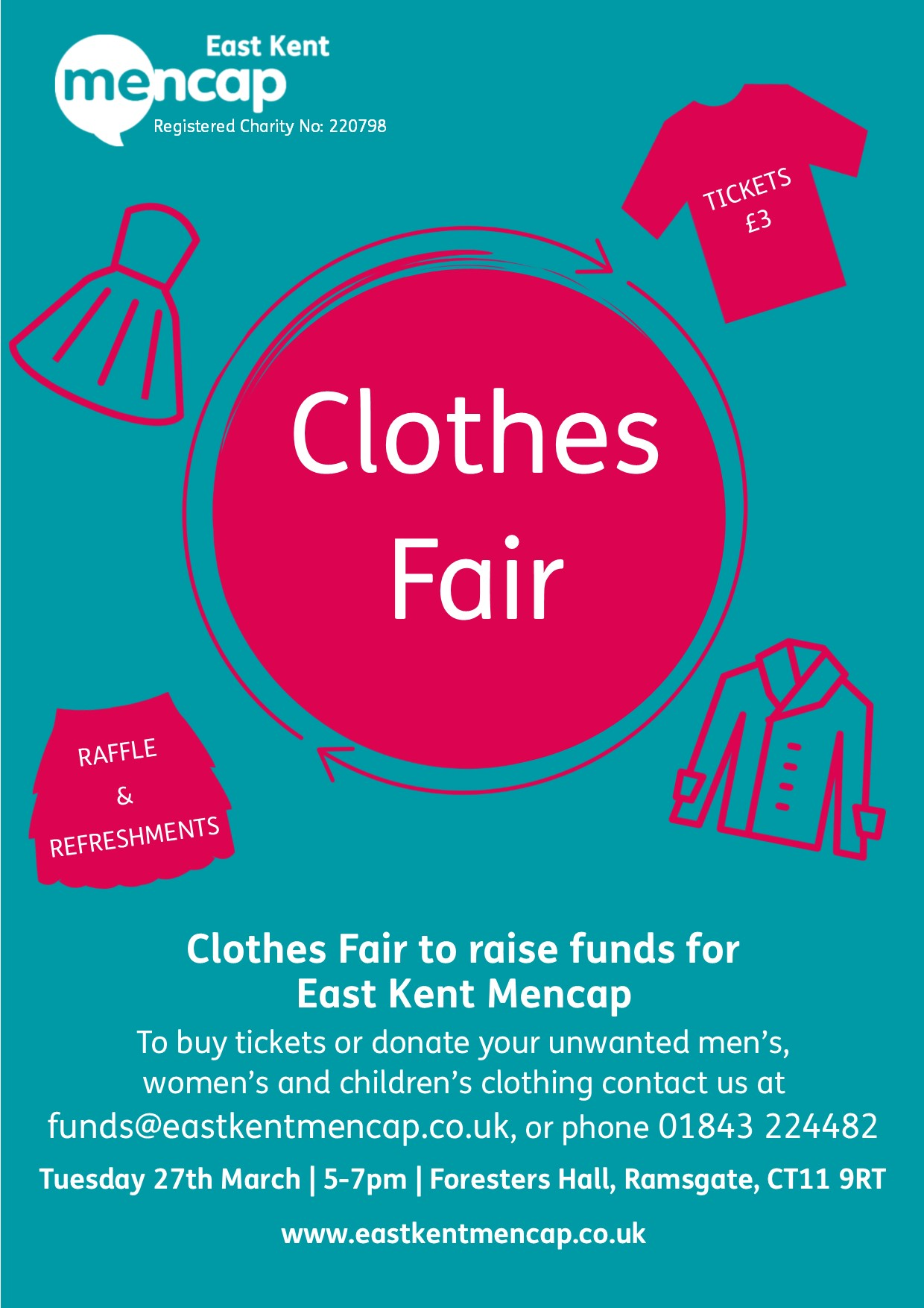 East Kent Mencap - Events