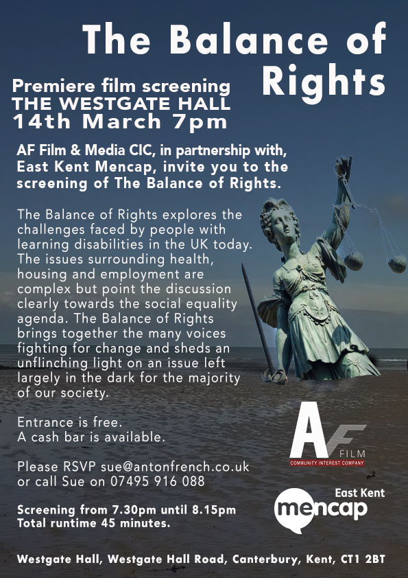 East Kent Mencap - Events