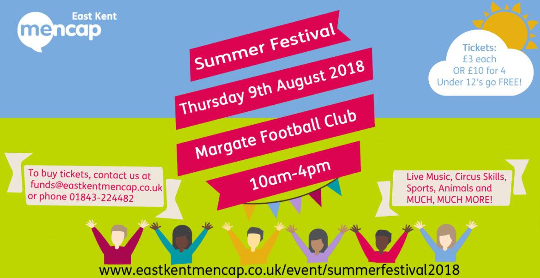 Summer Festival 2018 - Website copy